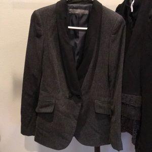 NWT Zara tuxedo jacket